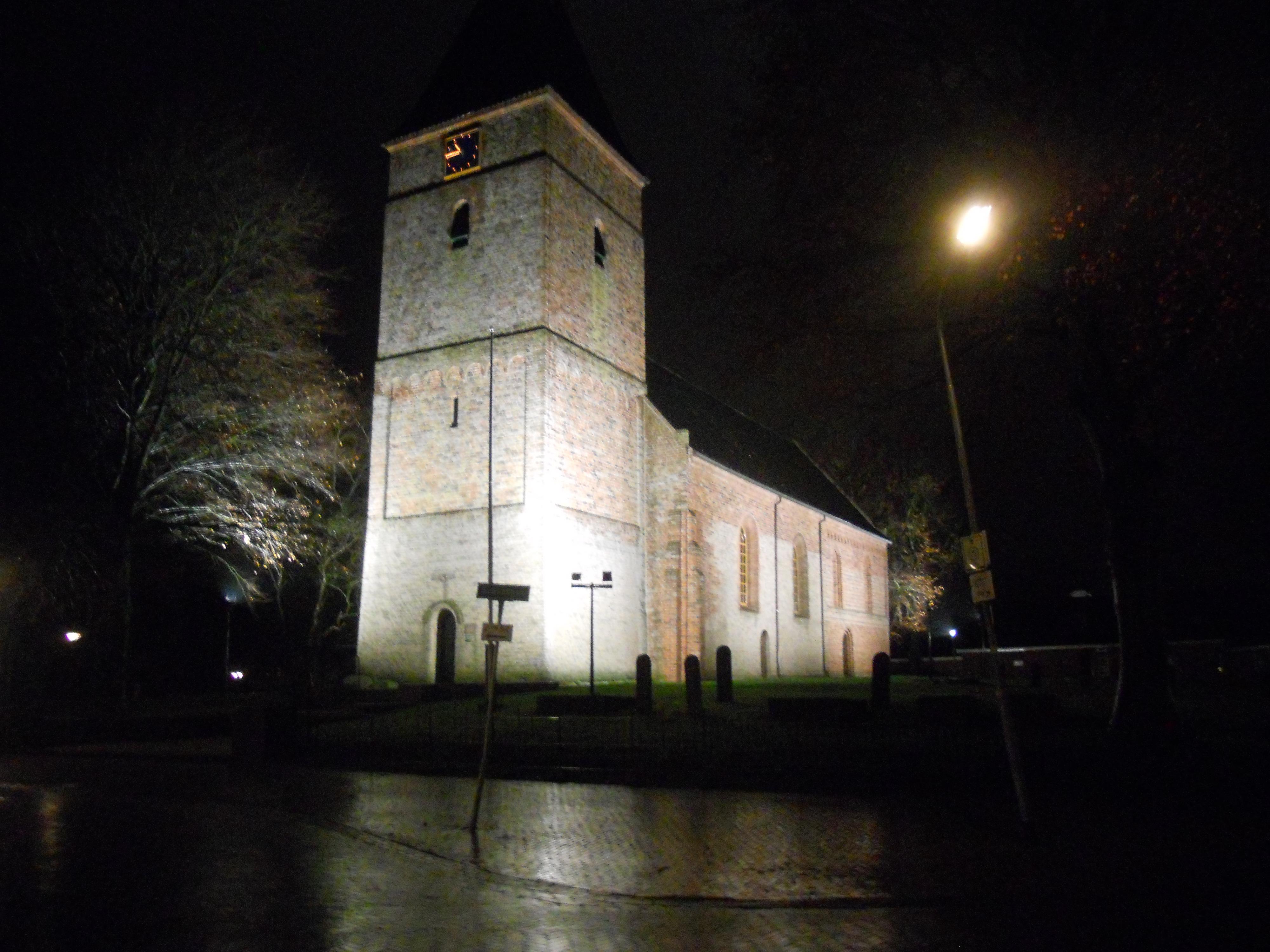 Verlichting Nederlandse Hervormde kerk